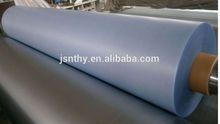 Jiangsu 200 Micron PVC Blue Frosted Film China Free