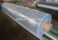 Normal Clear PVC Film Blue China Free PVC Clear Sheet