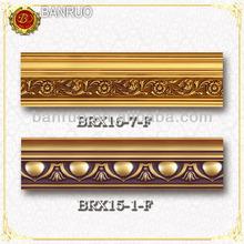 gypsum/plaster cornice designs BRX16-7-F