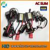 Super Brightness 3200LM 12V 24V AC/ DC Slim HID Xenon Kits 35W 55W bi xenon hid h4 4300k