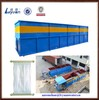 Buried structure and portable sewage treatment system/compact sewage treatment plant /MBR