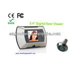 DIY 2.4 inch TFT LCD Door Eye Viewer 100 Degree View Angle Digital Peephole Camera