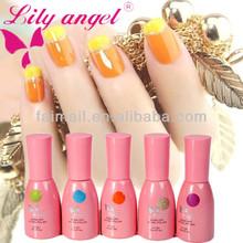 Beauty nail 100% original easy soak off natural uv gel nail polish