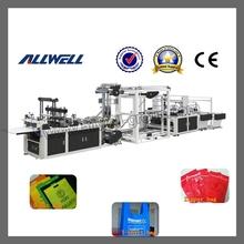 firmly non-woven fabric zipper bag making machine for making nonwoven zipper bag(AW-D700-800)