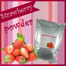 strawberry fruit flavor bubble tea flavor powder