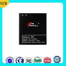 2600mAh 3.7V Mobile Phone Battery for Samsung i9508 i9500 S4 Mobile Battery