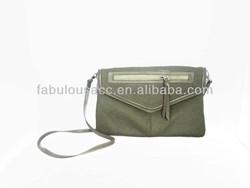 New Clutch Bag Fashion Canvas Shoulder Bag Envelop Bag From Factory
