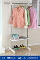Novo estilo de barato ao ar livre roupas secagem racks