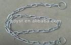 galvanized dog chain /animal chain/welded steel link chain,skype:vivianslm521