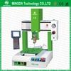 110V/220V High Precision resin dispensing machine, robot glue dispenser for quick-drying glue, uv glue , ab glue