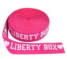paypal accepted customized elastic webbing for underwear