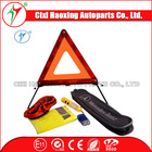 Emergency Safety Kit for Auto With Warning Triangle E-mark