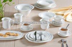 Hot-selling Fine Porcelain Dinner Set