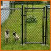 PVC Coated Chain Link Yard Fence Netting