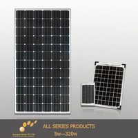 Customized designed solar panel battery charger 1.5v for RV , home use