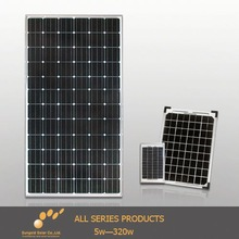 Customized designed low voltage solar panel for RV , home use