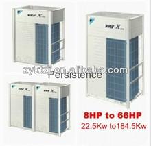 Japanes brand daikin VRV air conditioner for commercila building
