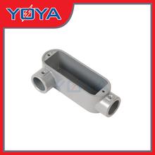 emt aluminum die casting conduit body