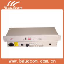 Lowest Cost 4E1 Eth Fiber Optical Multiplexer