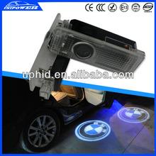 2014 New LED luxurious car door logo light step courtesy laser projector logo light