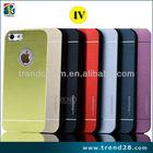 newest ebay china product aluminum phone case for iphone 5 5S