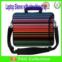 Neoprene Laptop Case with Strap