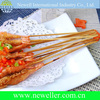 Fruit natural disposable bamboo skewer for fruit