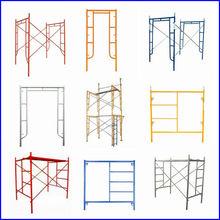 h frame steel scaffolding / steel frame/ main frame scaffold
