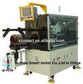 Machine d'insertion de fils horizontale automatique avec stator