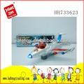 plastc طائرة ركاب الطائرة لعبة من البلاستيك للعب الاطفال لعب طائرة البطارية