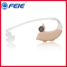 Behind the ear sound amplifier digital ear trumpet MY-15