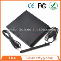ECD011-US 9.5mm 2014 Good Business Idea Portable USB2.0 SATA Bluetooth External USB DVD Drive Case/Box/Enclosure