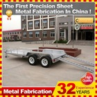 2014 professional hard floor off road camper trailer with kitchen and tent