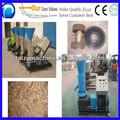 taizy segatura di legno pellet macchina completa