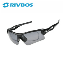 changeable lens cycling glasses with myopia frame