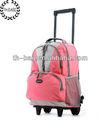 La función de la escuela mochila en la rueda/mochila trolley