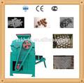 Carbón, carbón de leña, la escala de hierro, esponja de hierro, móvil planta de fabricación de briquetas para la venta en la india