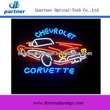 Custom Wholesale Neon Sign Car Factory