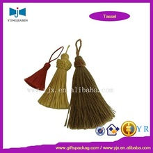 long tassel fringe ornament