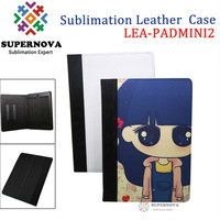 Sublimation Leather Case for iPad mini2