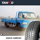 low price Doublestar light truck tire 145R12C