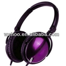 China manufacture 3.5mm popular super bass stereo headphones