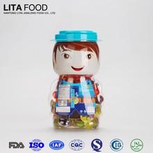 Tasty Jelly Candy Mini fruit jelly 100pcs Baby Doll