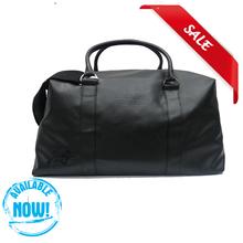 Personalize Unique Men Leather Duffel Bag