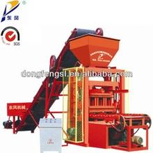 QTJ4-26C production line of concrete blocks,flyash brick making machine china