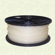 3D printer filament 1kg/reel 1.75mm/2.85mm clear PLA filament