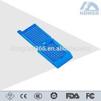 Blue Square Histology Cassette