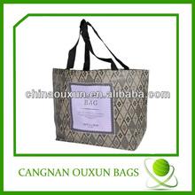 Factory direct sale polypropylene pp non woven hand bag