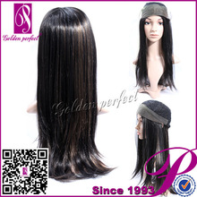 Black Medium Length Front Lace For Beautiful Indian Women Hair Wig