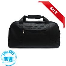 China Factory Custom PU Travel Duffel Bag